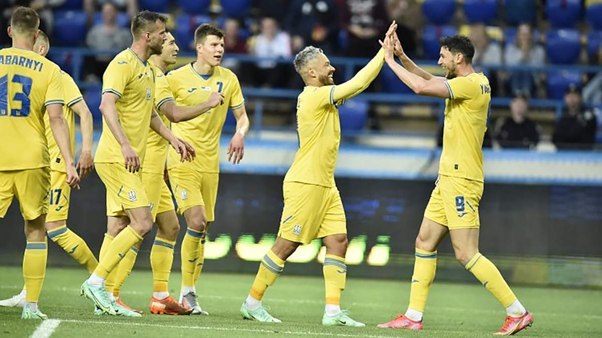 Сборная Украины по футболу 2020/21 на Евро – все о команде