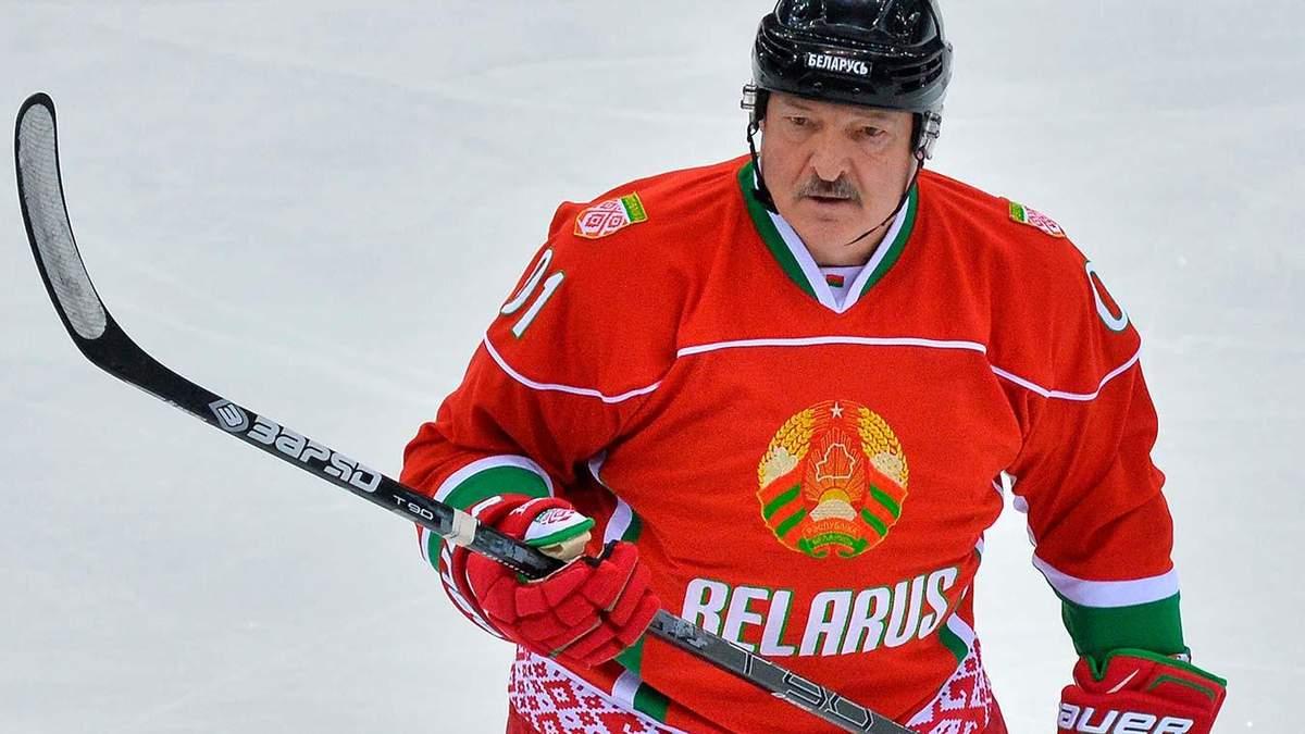 Білорусь хочуть відсторонити від участі в міжнародних змаганнях