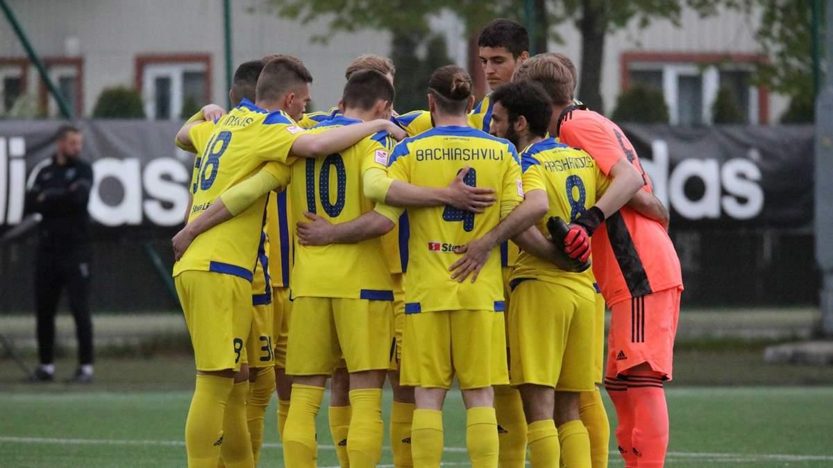 УЄФА відсторонив клуб українців на 7 років від єврокубків, російського суддю матчу – на 10 років