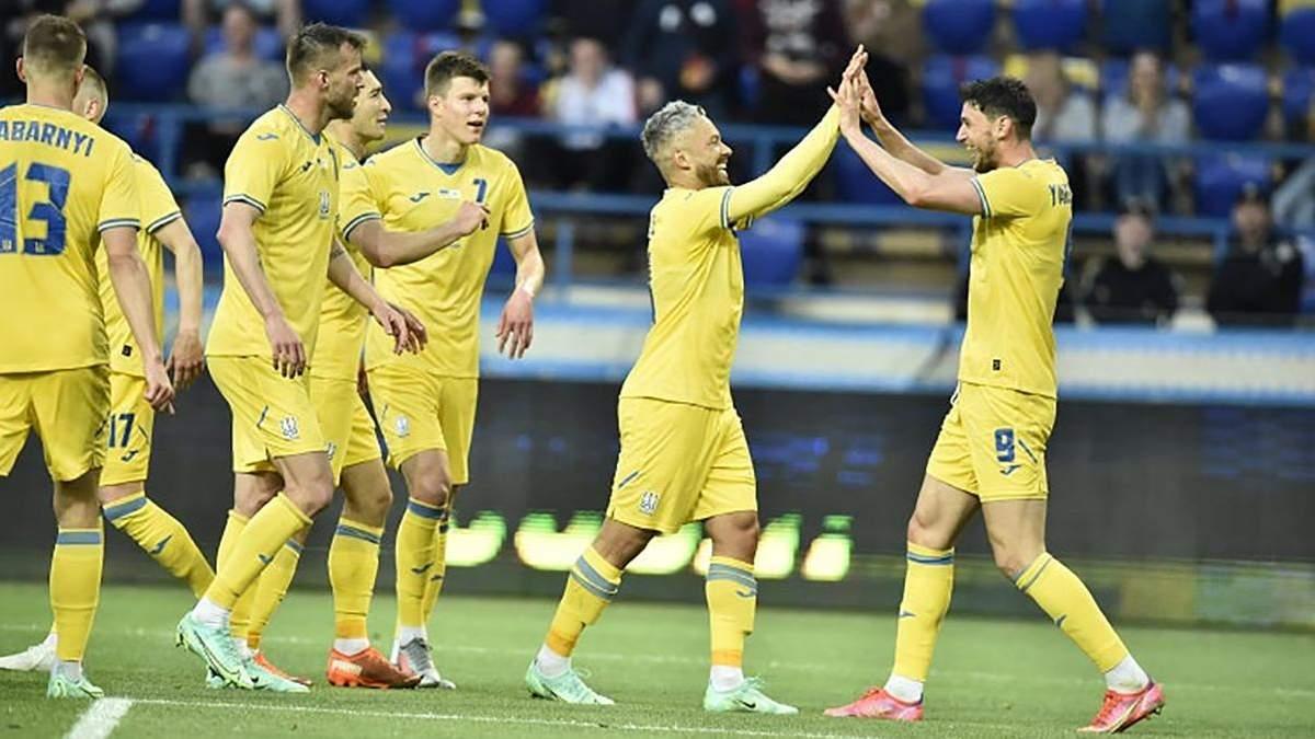 Мы собираемся в ней играть, – сборная Украины о новой форме с лозунгами