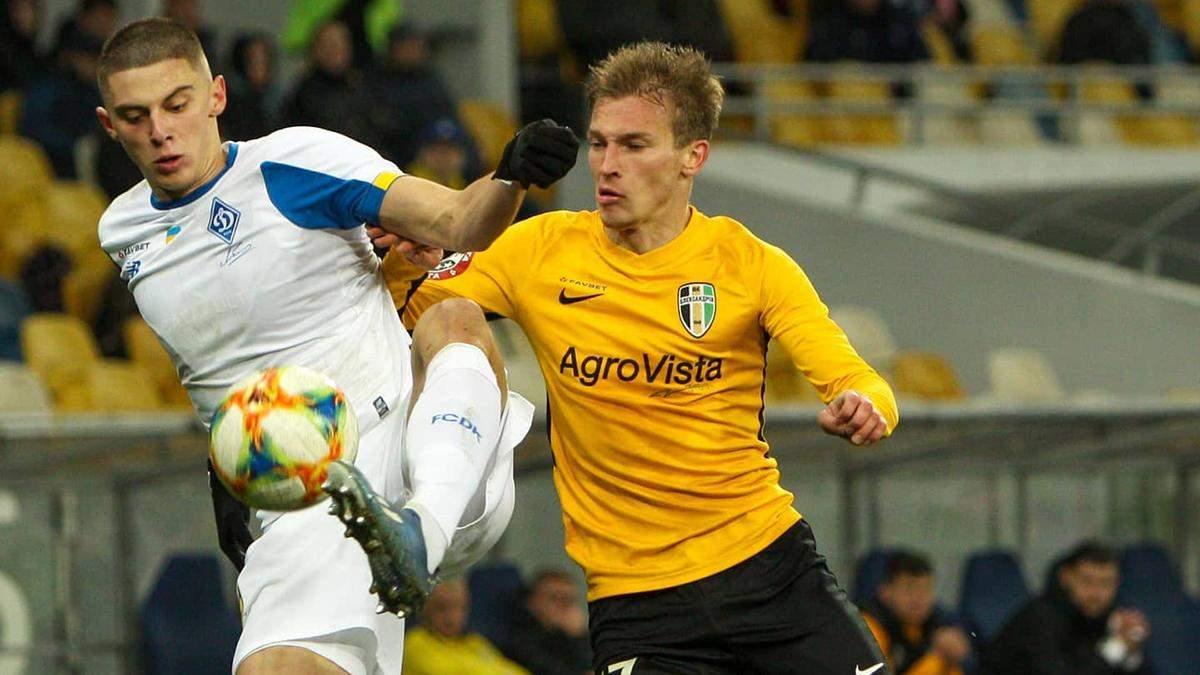Валерій Лучкевич офіційно став гравцем Дніпра-1