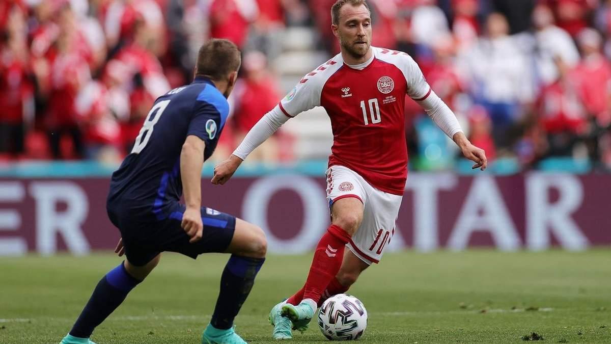 Кристиан Эриксен вероятно закончит карьеру футболиста