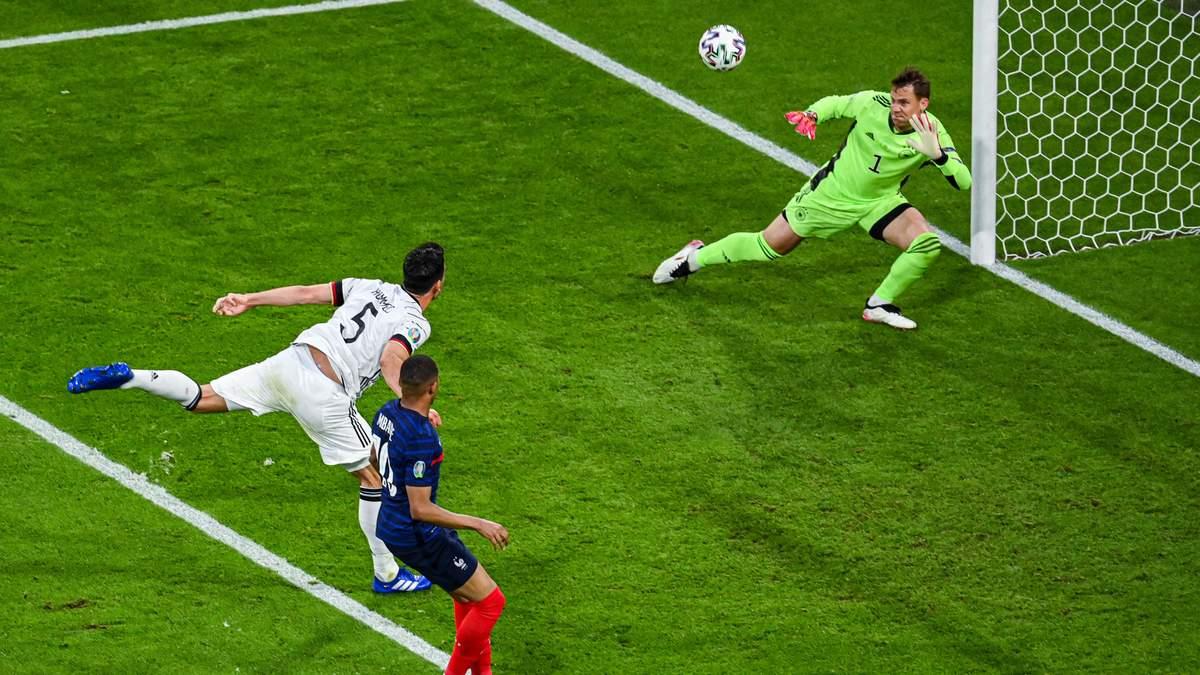 Франция – Германия – результат, счет матча Евро 2020
