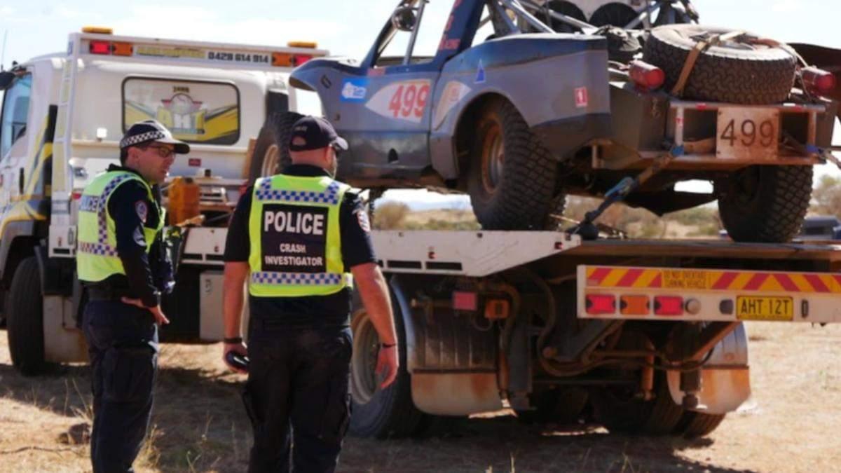 Смертельна аварія на гонках в Австралії – автомобіль влетів у групу глядачів, є загиблий
