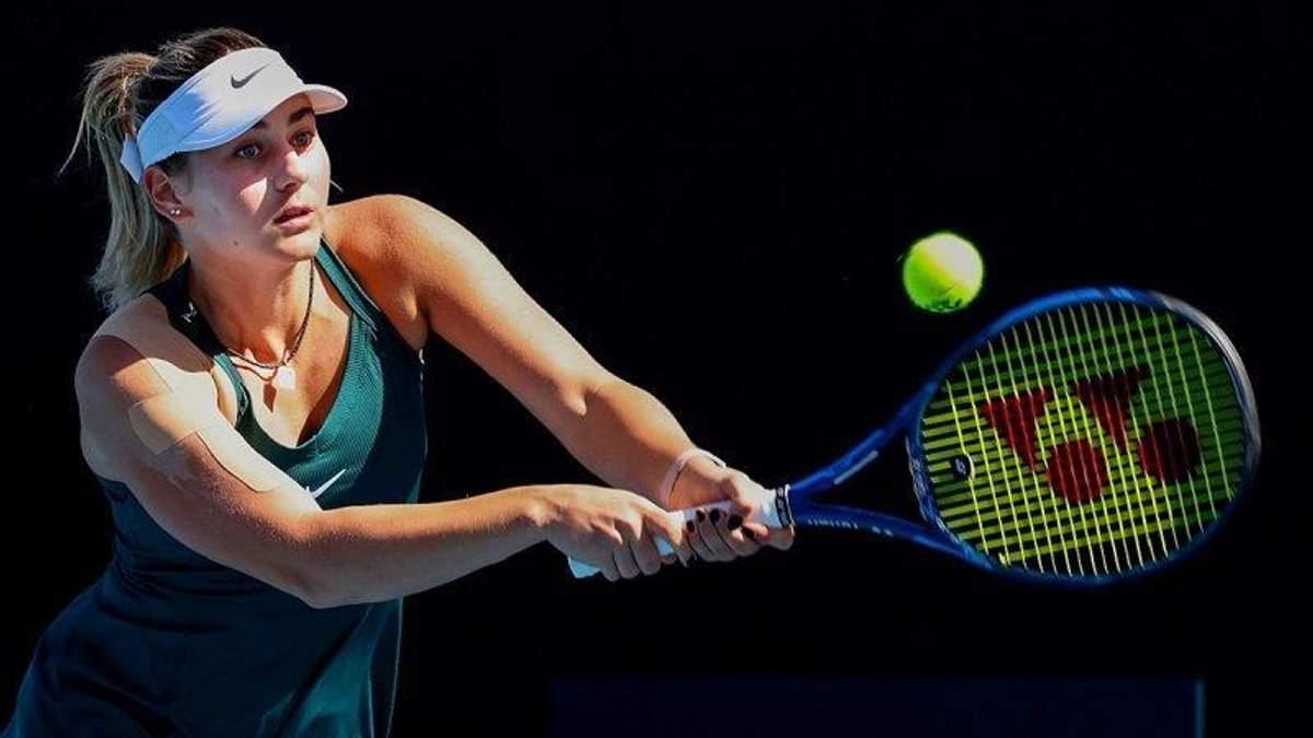 Марта Костюк встановила особистий рекорд у рейтингу WTA