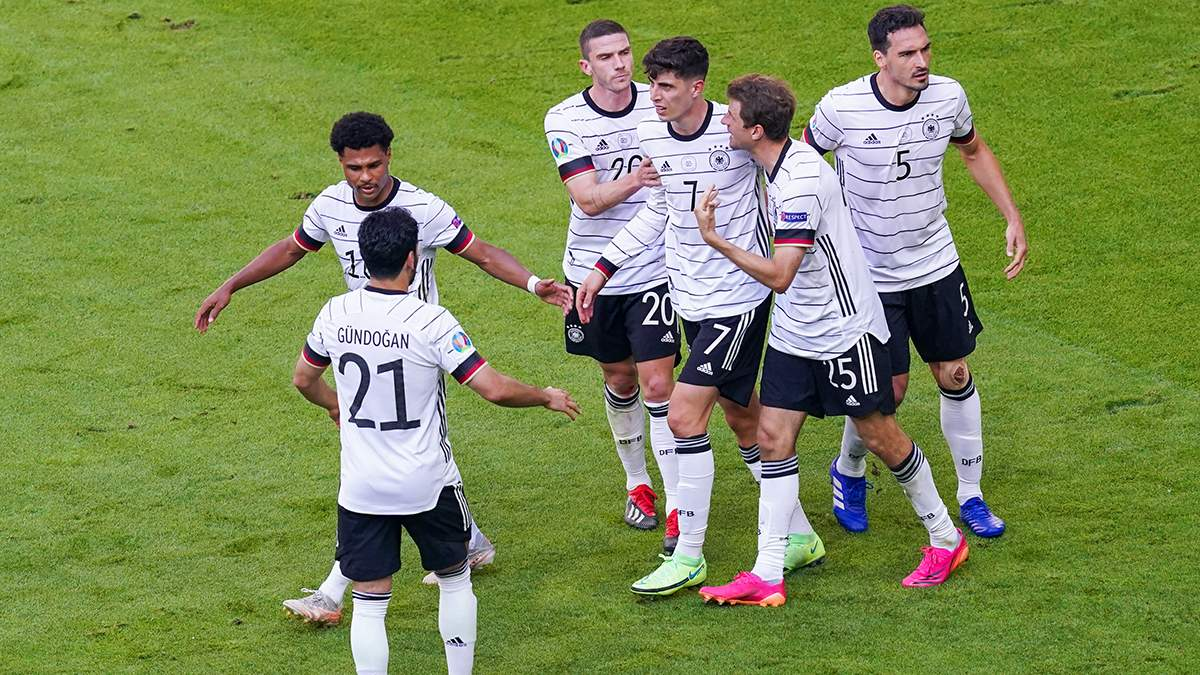 Португалия – Германия – результат, счет матча Евро 2020