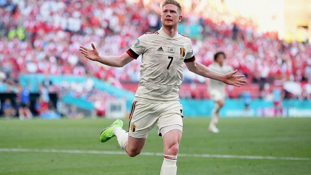 Данія - Бельгія - результат, рахунок матчу Євро 2020