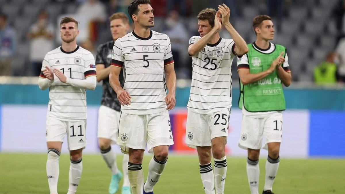 Португалія – Німеччина – прогноз на матч Євро 2020