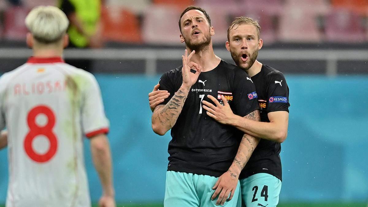 УЕФА открыл дело против нападающего Австрии Марко Арнаутовича