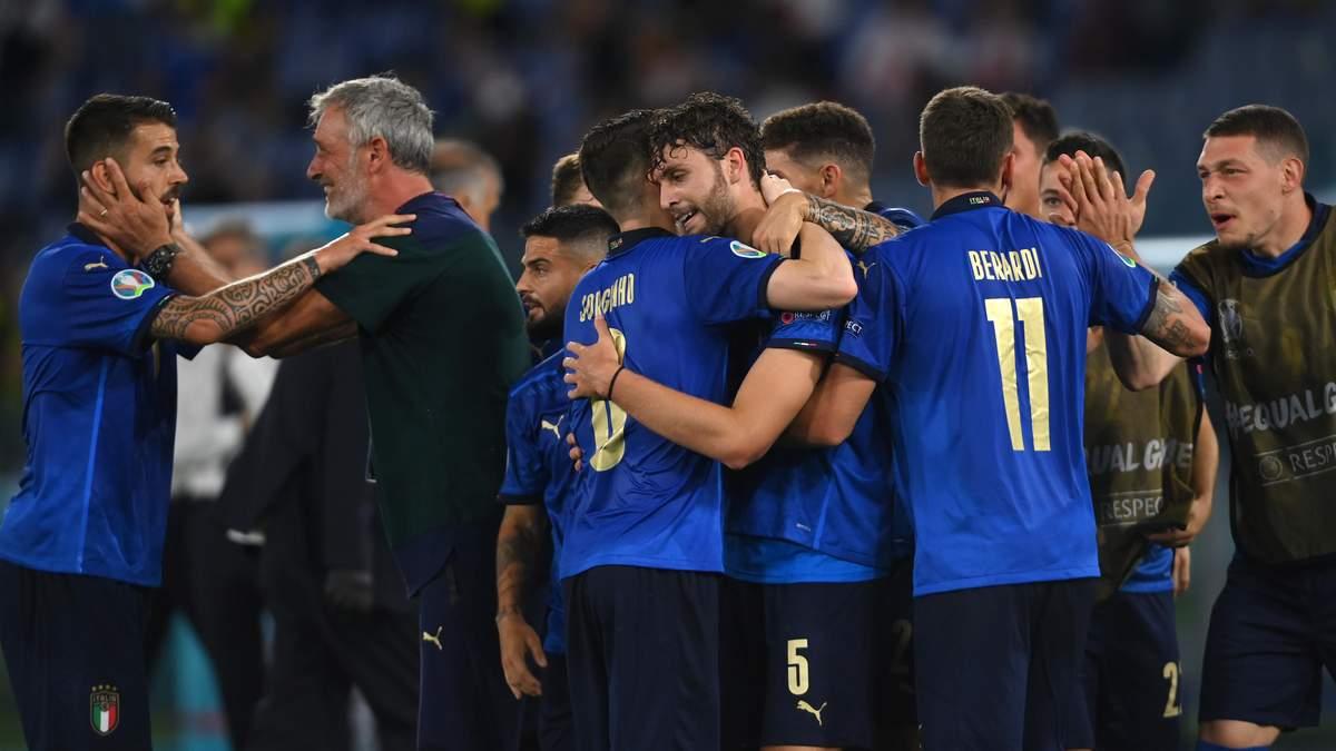 Італія – Швейцарія – результат, рахунок матчу Євро 2020