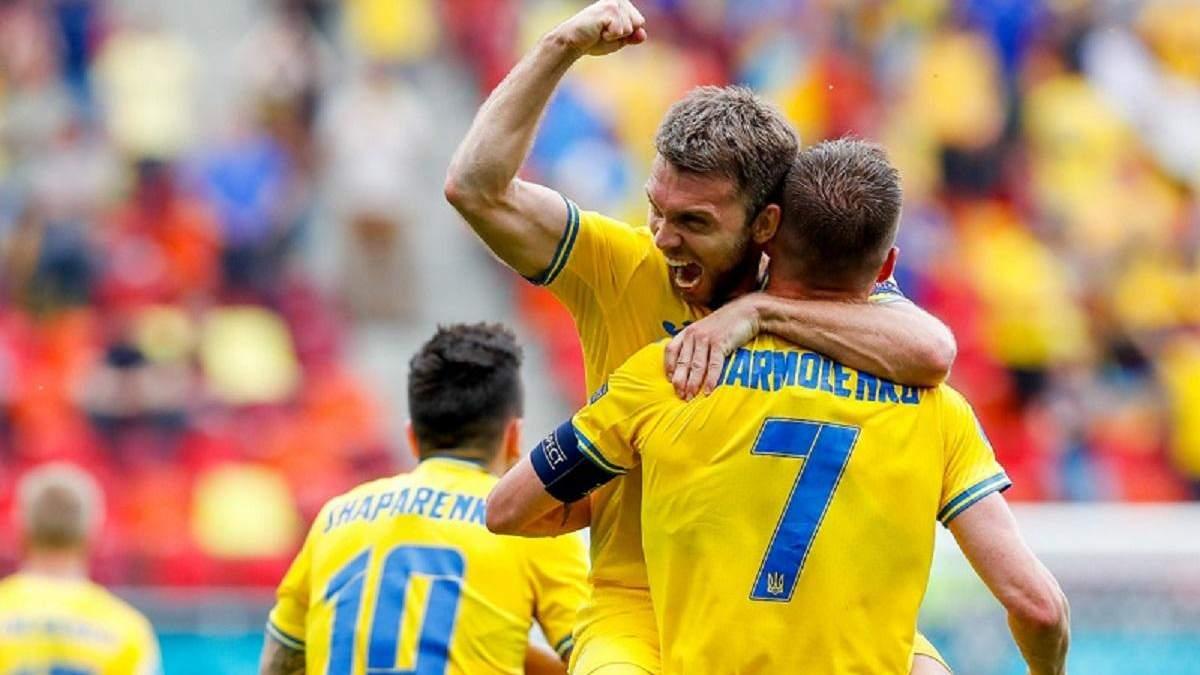 Україна – Північна Македонія – результат, рахунок матчу Євро 2020