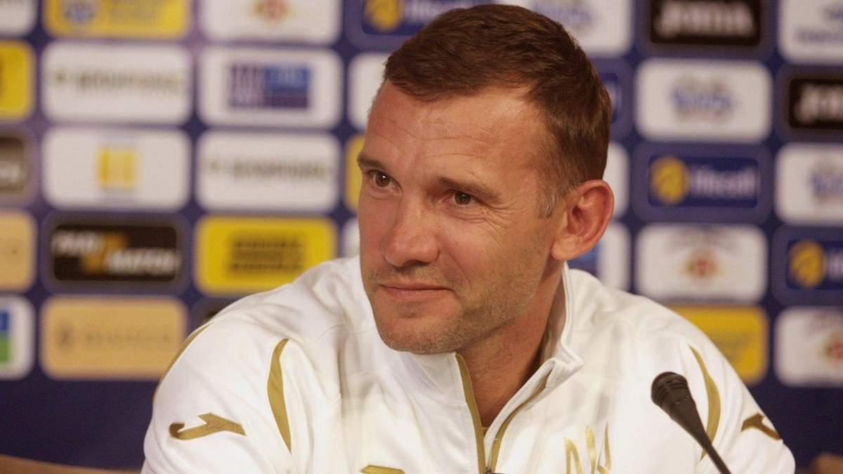 Чем Андрей Шевченко планировал заниматься после игровой карьеры