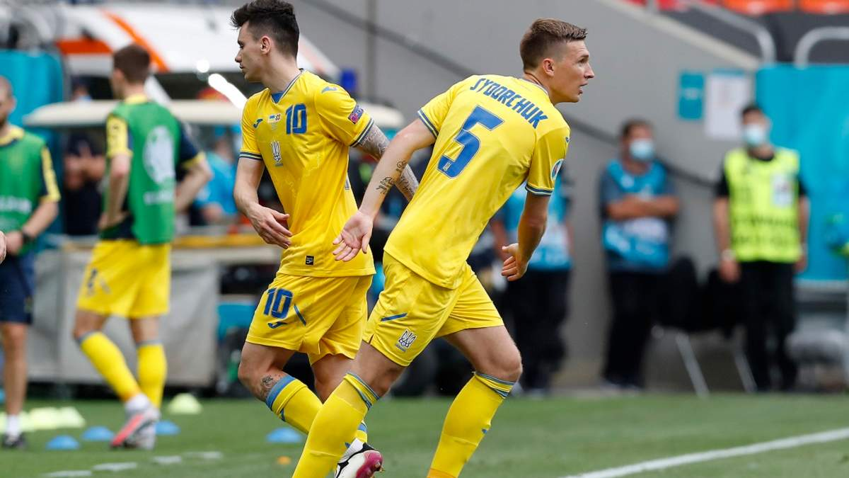 Сидорчук прокоментував реакцію фанатів після матчу Євро-2020