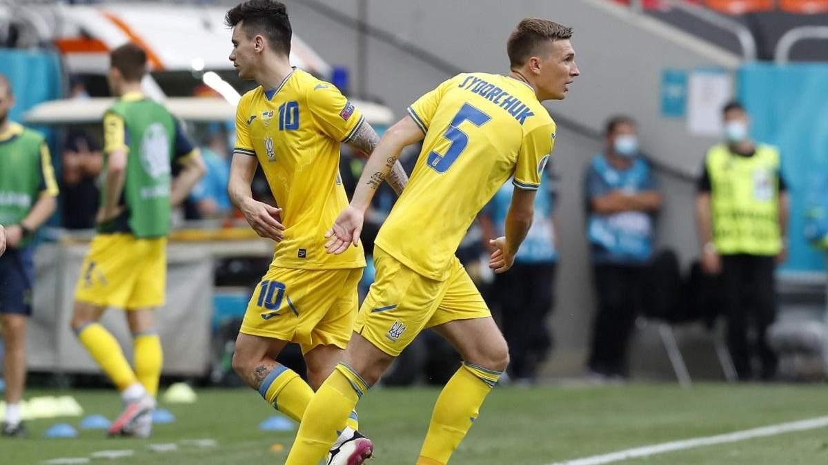 Сидорчук прокомментировал реакцию фанатов после матча Евро-2020