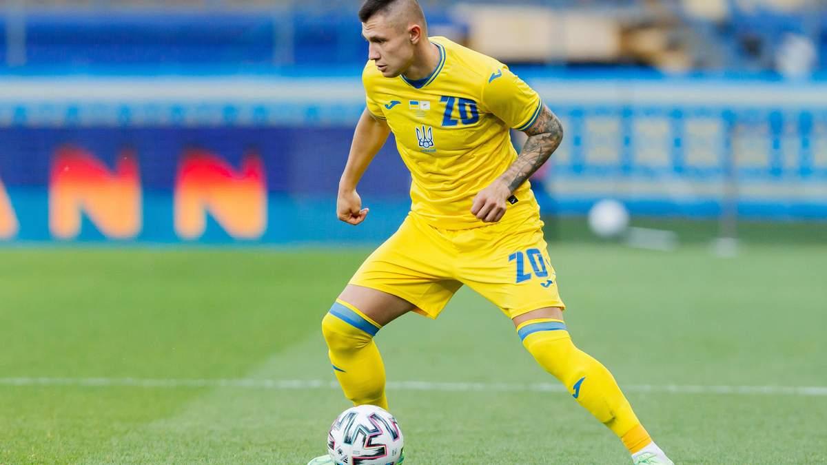 Україна – Австрія: Зубков, ймовірно, не зіграє у матчі Євро-2020