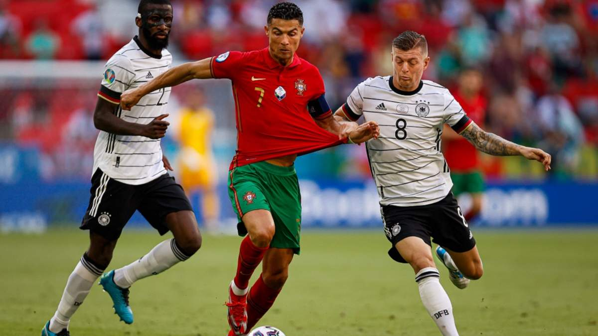 Роналду создал лучший момент дня на Евро-2020 – видео