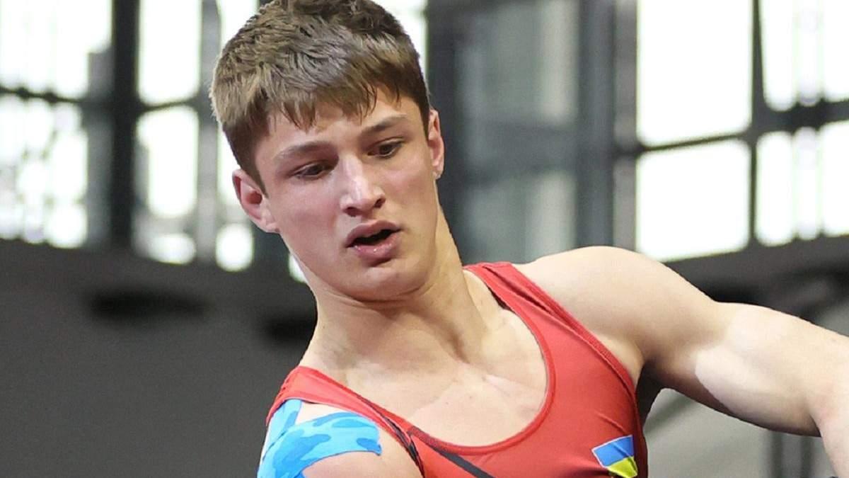 Украина завоевала 5 медалей на чемпионате Европы по борьбе в Болгарии