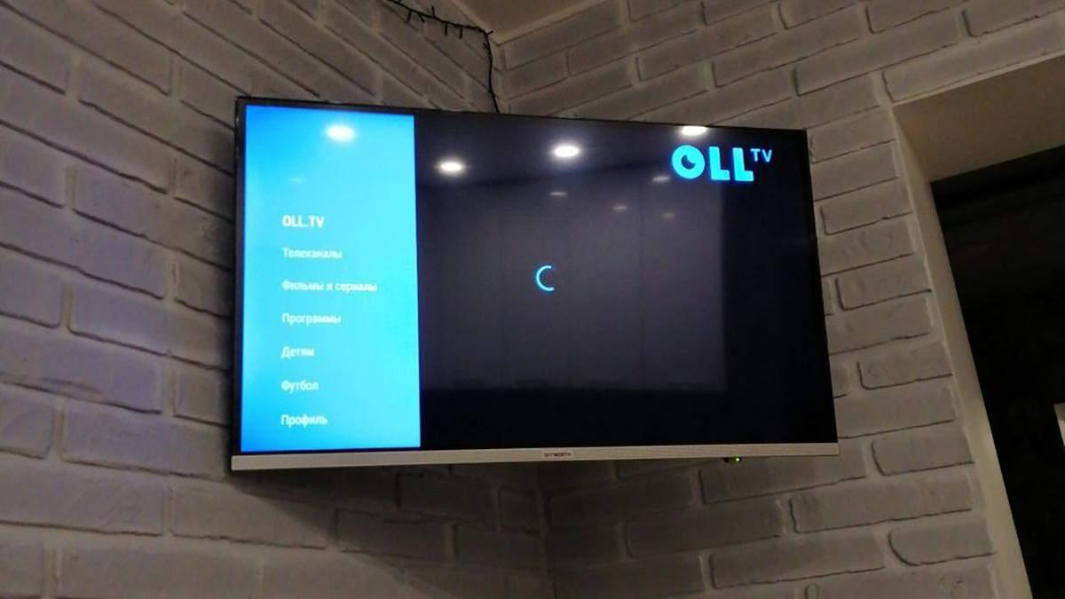 Проблеми у роботі OLL.TV: українці не змогли подивитися гру Україна – Австрія