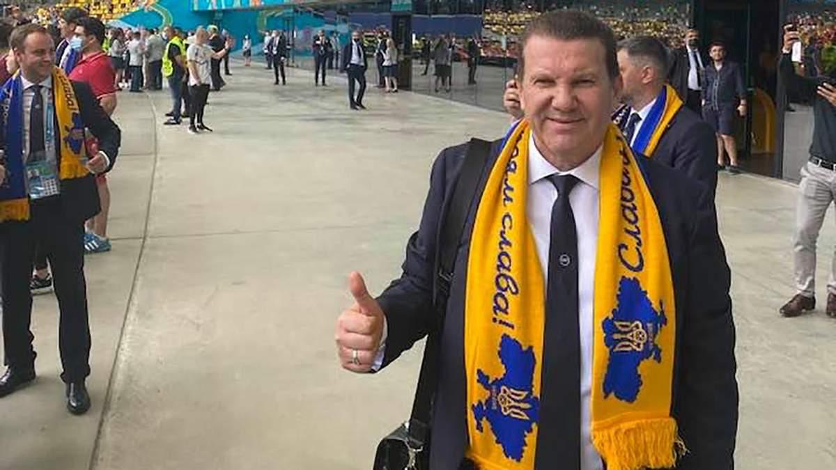 Збірну України треба на Донбас повезти, – віцепрезидент Куніцин