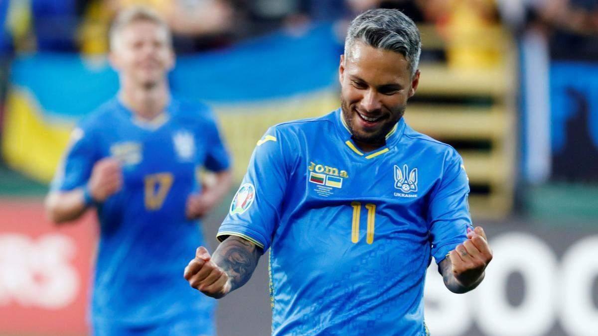 Сын Марлоса раскритиковал игру отца на Евро-2020: видео