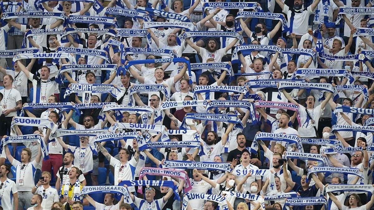 Финны сдают положительные тесты после матчей Евро-2020 в России