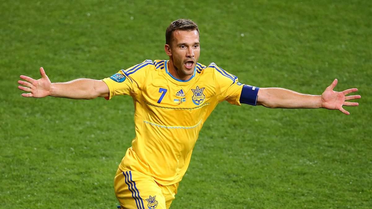 Сборная Украины побеждала Швецию на Евро-2012: где сейчас игроки этой команды