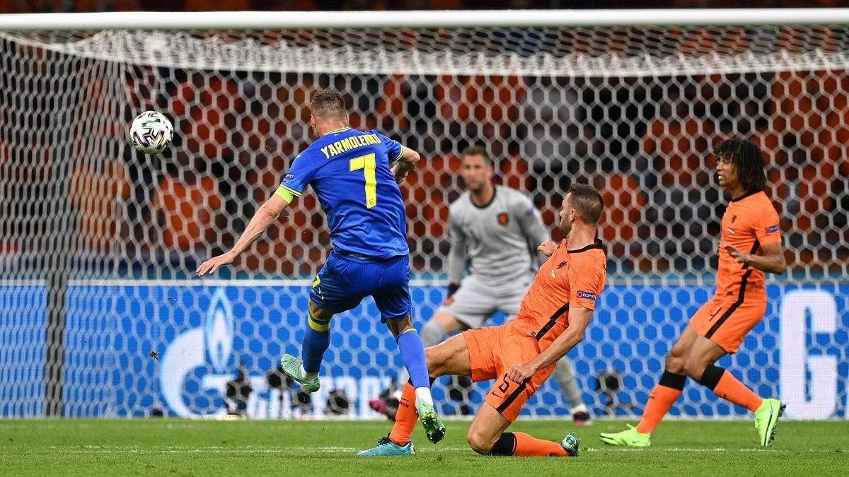Шведские СМИ назвали церепт победы от сборной Украины на Евро-2020