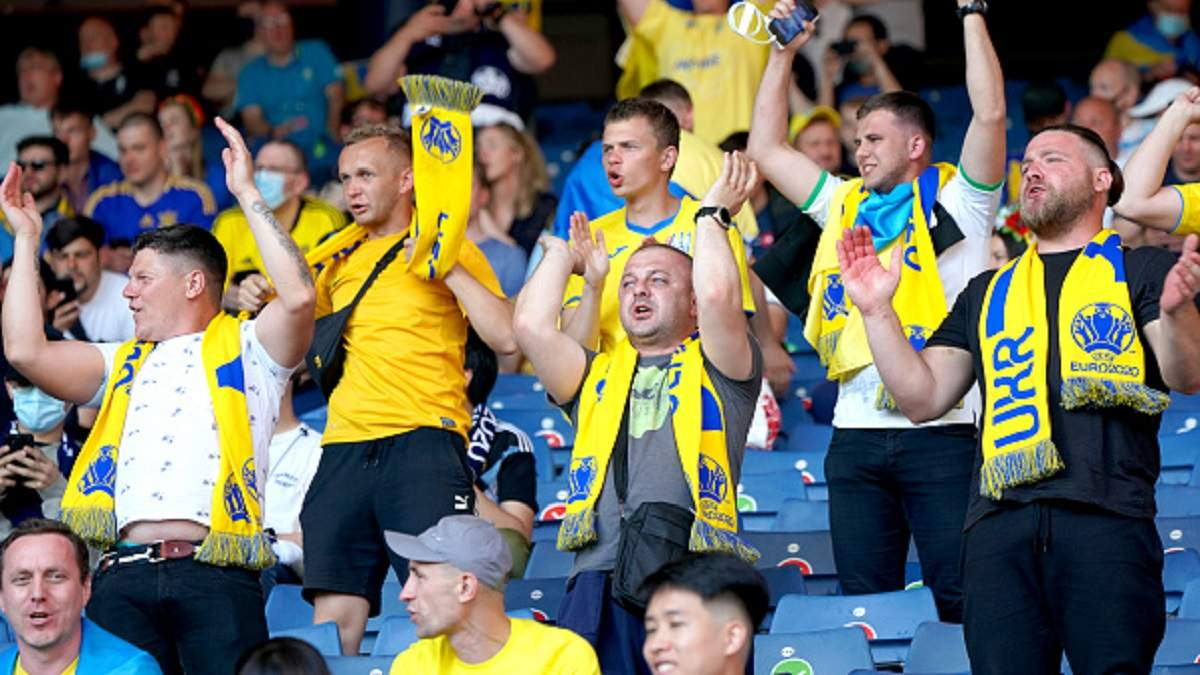 Гимн Украины на матчи Швеция - Украина, Евро-2020: видео