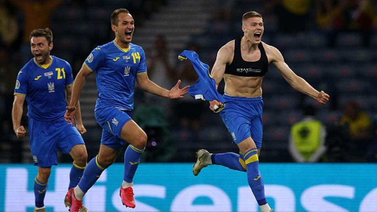 Довбик забив Швеції на Євро-2020: відео переможного голу