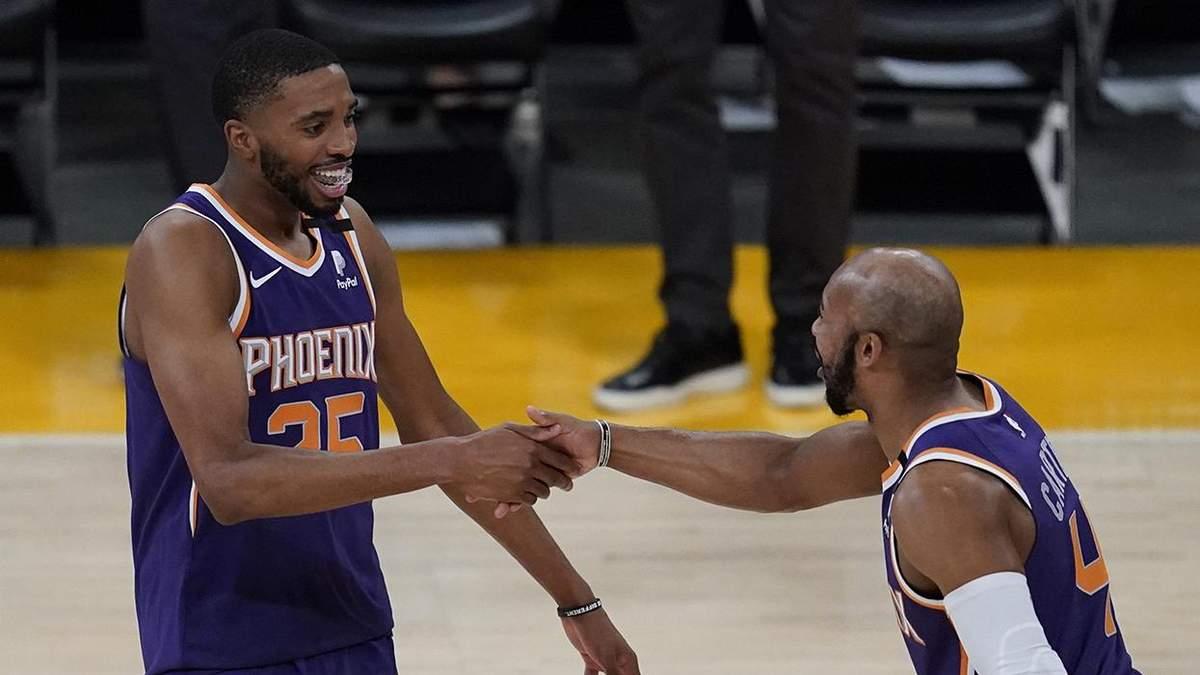 Фінікс Санз вийшов у фінал НБА вперше за 28 років