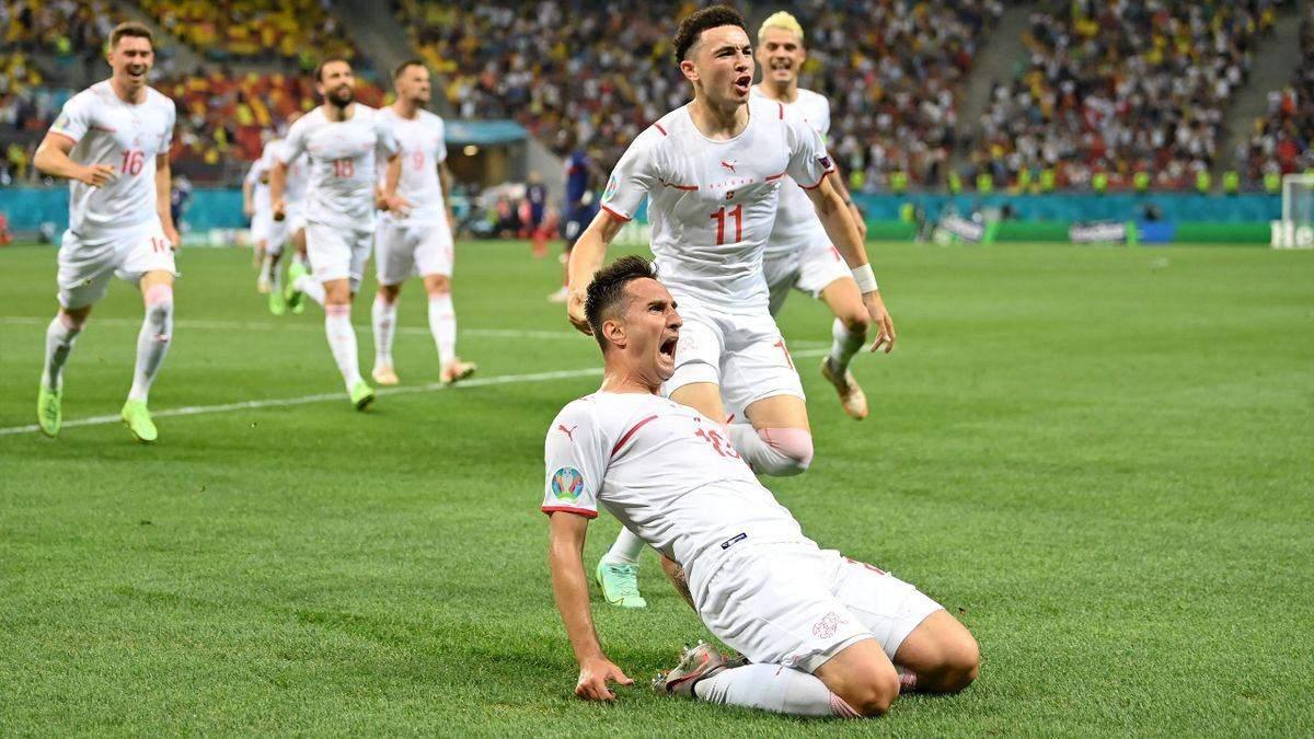 Швейцария – Испания – где смотреть онлайн матч Евро 2020