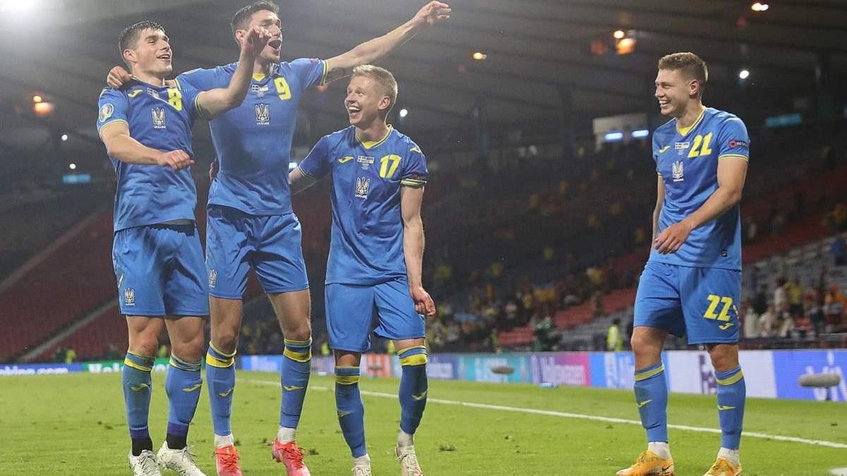 Игроки сборной заговорили на украинском после критики