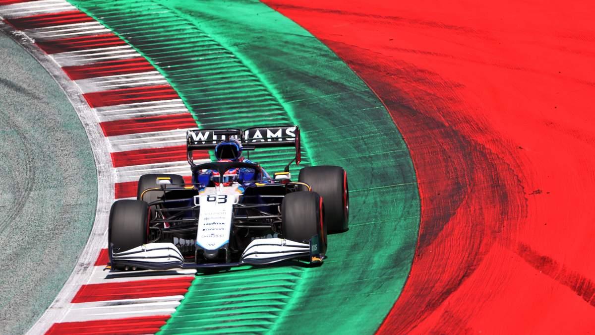 Формула 1: результати кваліфікації гран-прі Австрії-2021
