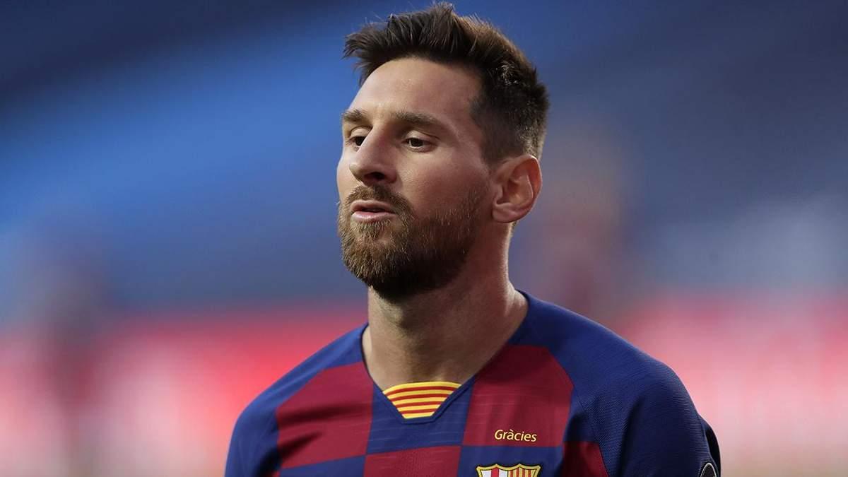 Ліонель Мессі став вільним агентом: Барселона хоче втримати футболіста