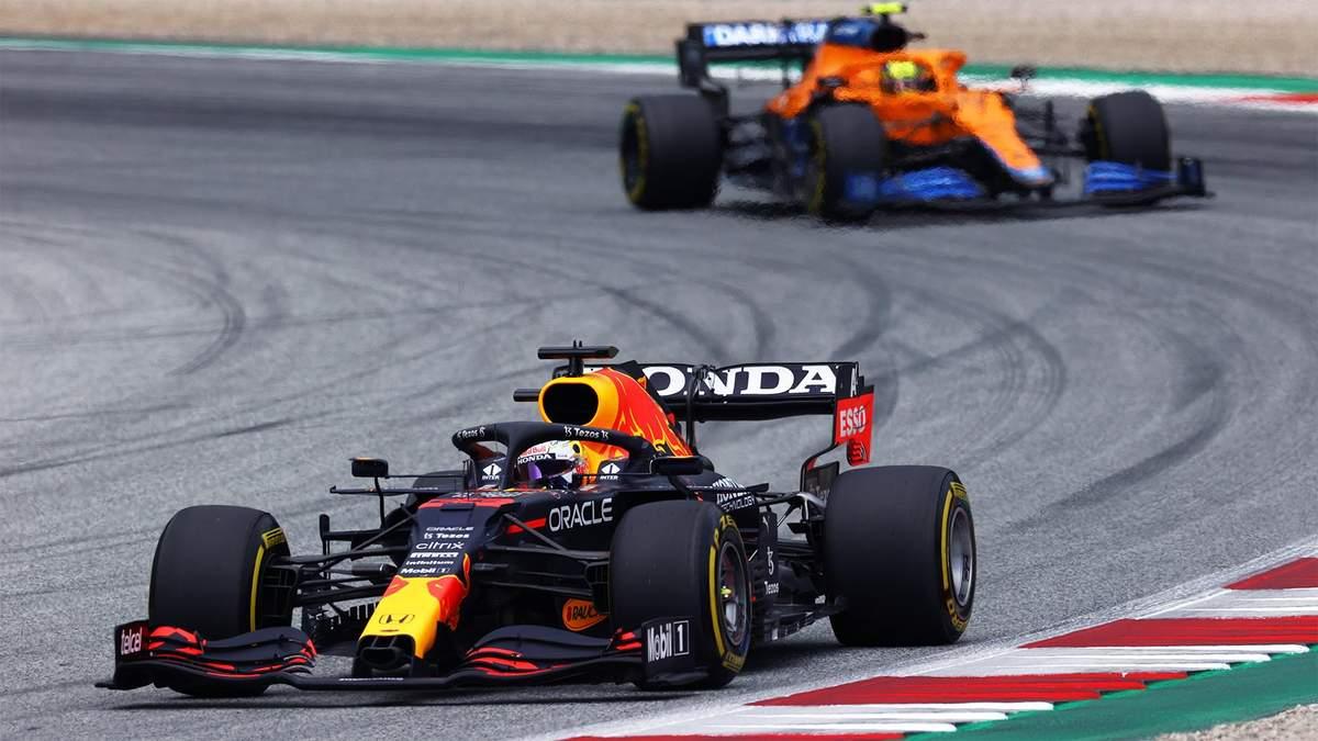 Формула 1: результаты Гран-при Австрии-2021, обзор, видео гонки