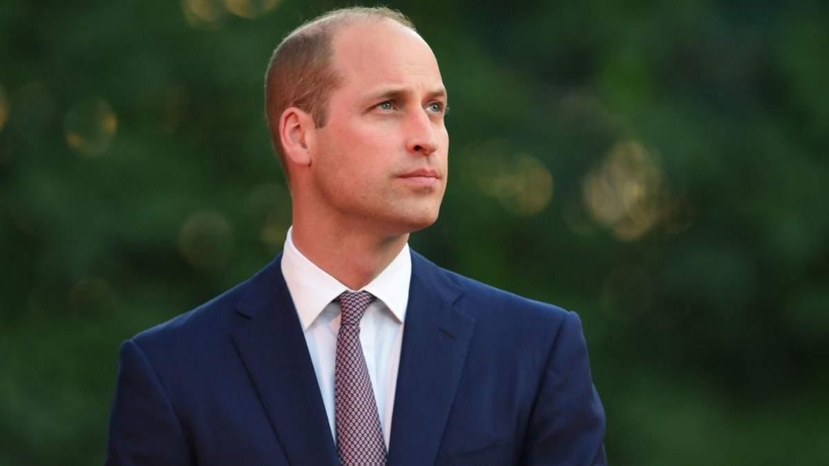Принц Уильям похвалил игру украинской сборной в матче против Англии