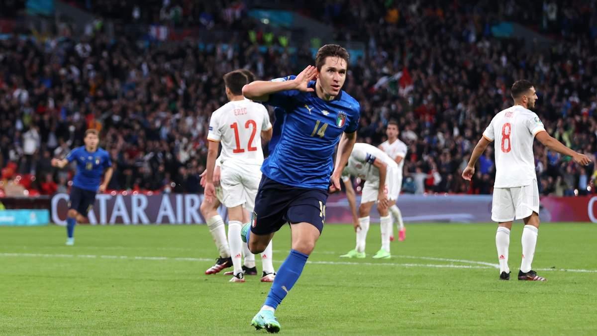 Італія – Іспанія – результат, рахунок матчу Євро 2020