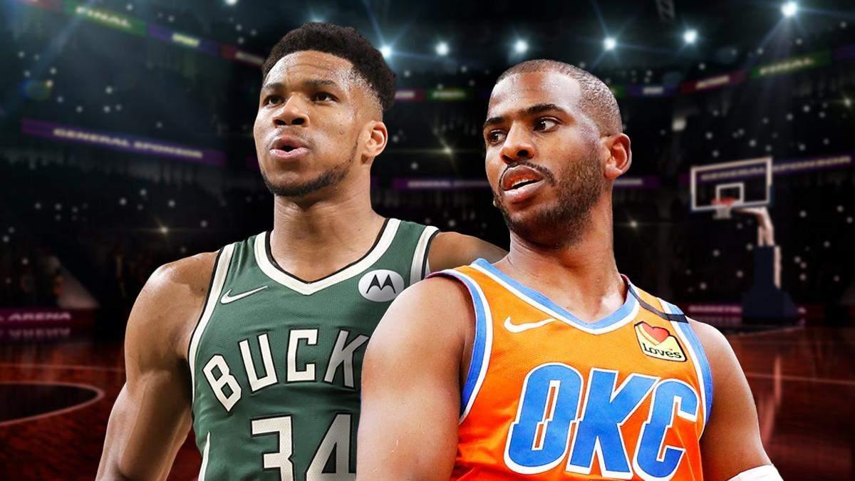 Фінал НБА: хто переможе Фінікс – Мілуокі