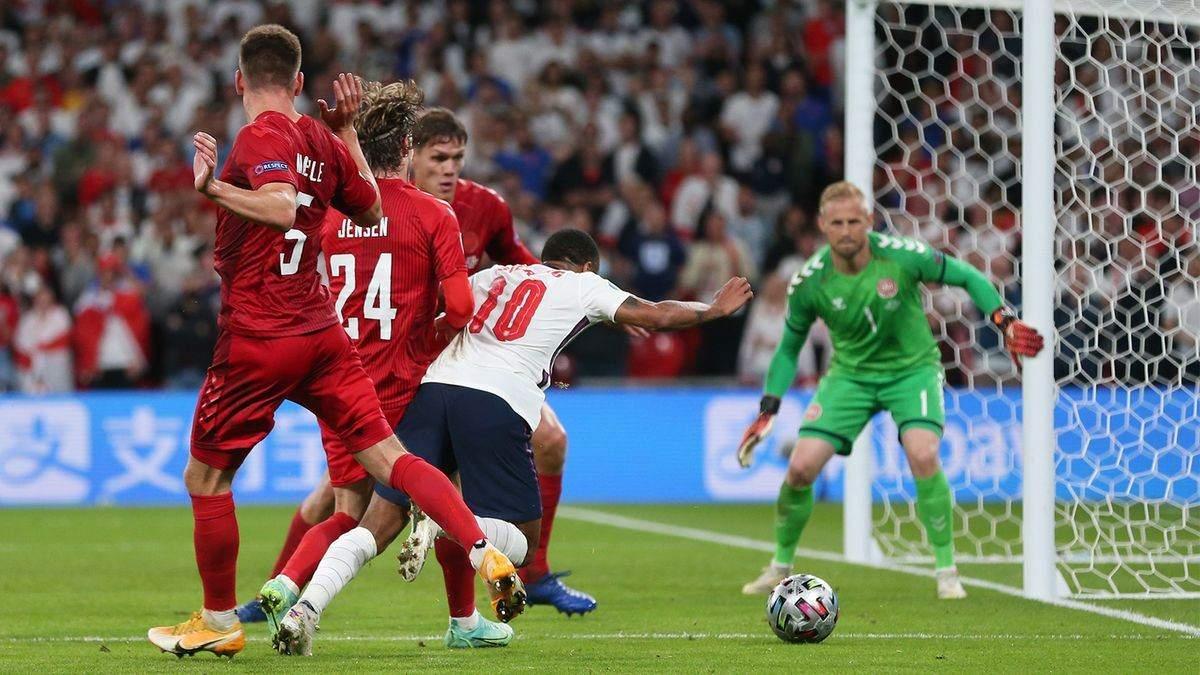 Пенальті, який розлютив Європу – ЗМІ після матчу  Англія – Данія
