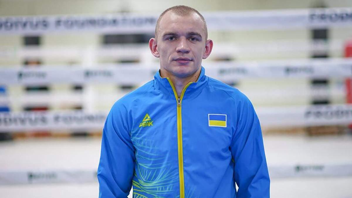 Украинский боксер попался на допинге и пропустит Олимпиаду