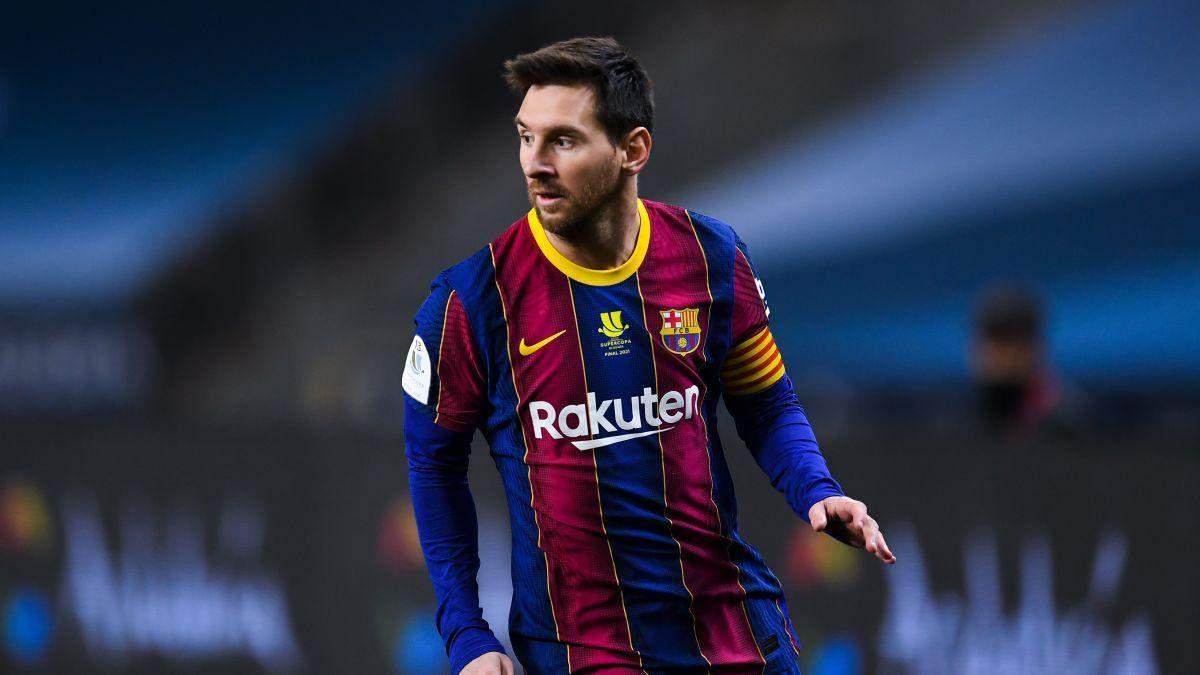 Месси остается: Ла лига подтвердила контракт аргентинца с Барселоной