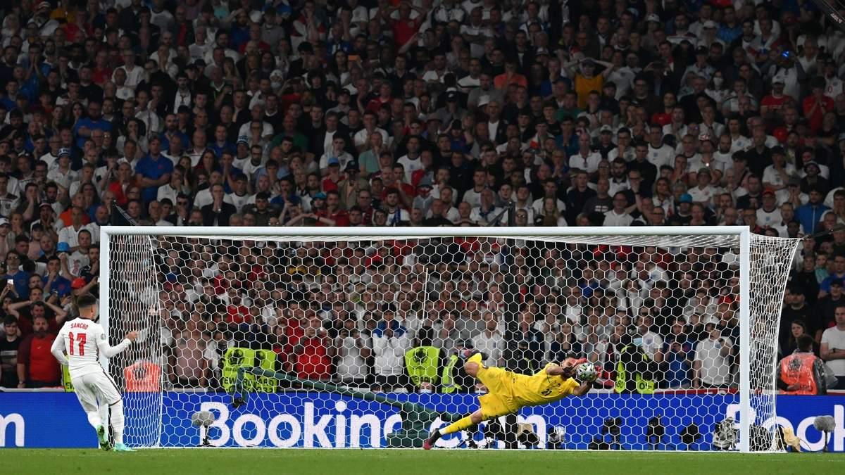 Рой Кін і Жозе Моурінью розкритикували футболістів Англії за серію пенальті