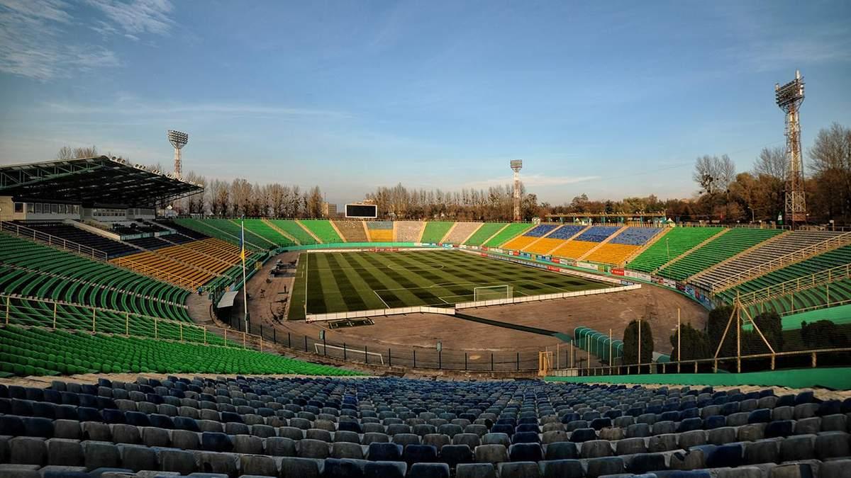 Почему на стадионе Украина запретили играть матчи УПЛ - ответ