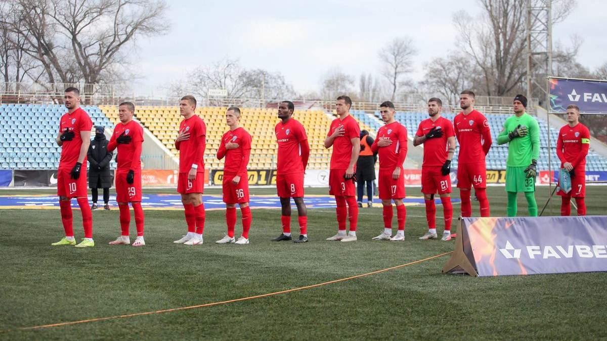 Клуби УПЛ вирішили, чи повертати Минай в елітний дивізіон