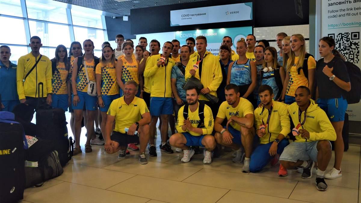 Легкоатлетичний потенціал України перед Олімпіадою: два золота, рекорд і бронза в естафеті
