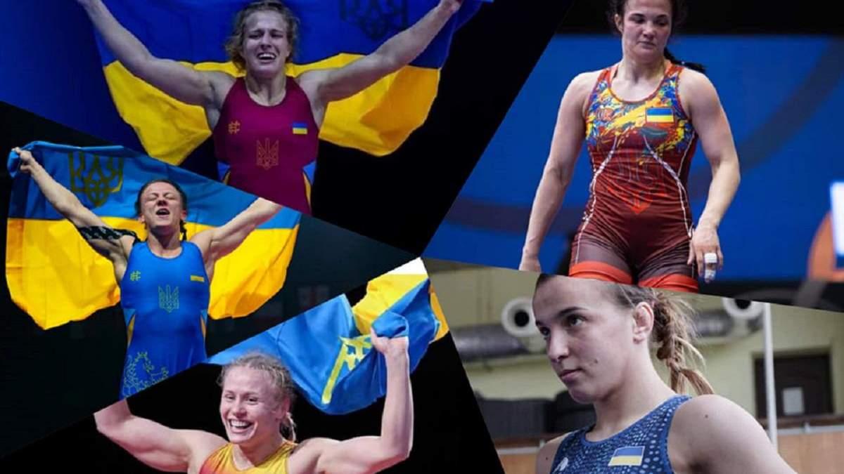 Пять шансов Украины на медали Олимпиады-2020 – путь борчих в Токио