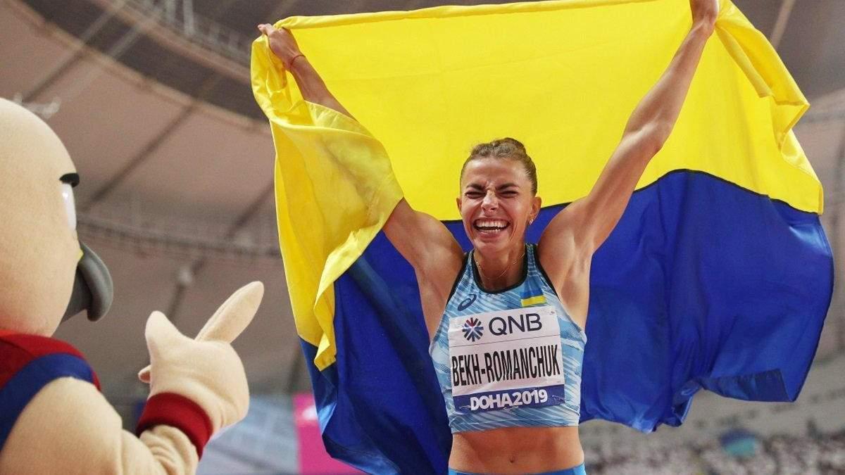 Призовые украинские спортсменов за медали Олимпийских игр 2020
