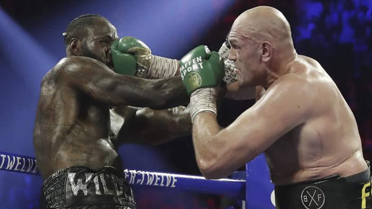 Ф'юрі – Уайлдер: дата третього поєдинку за титул WBC