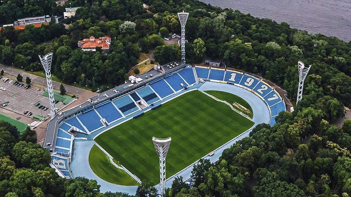 Львівський Рух гратиме матчі УПЛ на стадіоні Динамо
