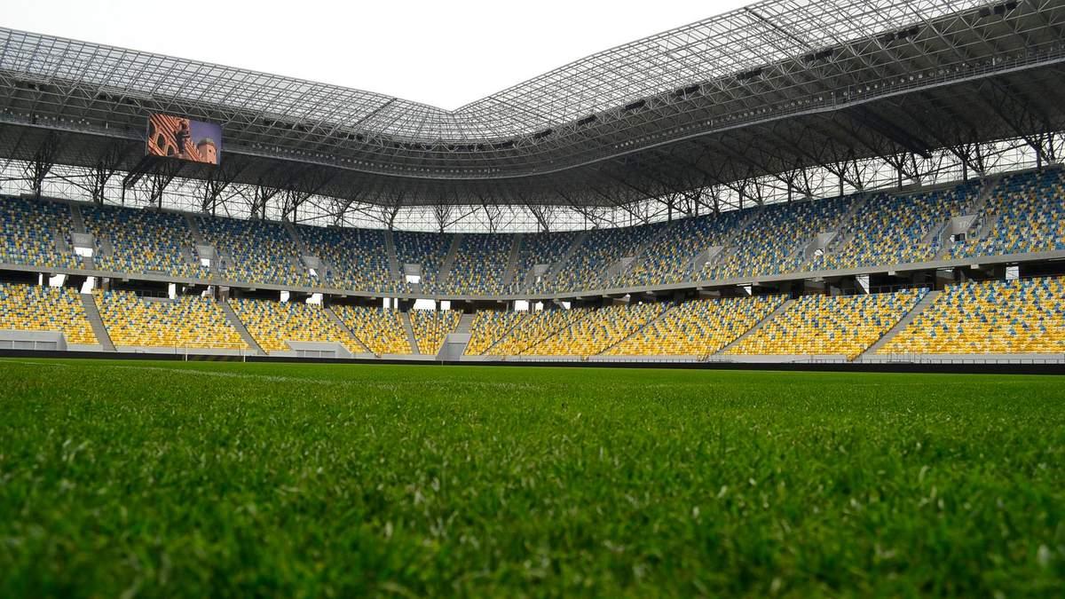 Рух не сможет играть на стадионе Динамо – участие в УПЛ под вопросом